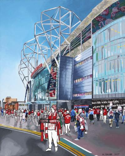 Old Trafford - Sunderland