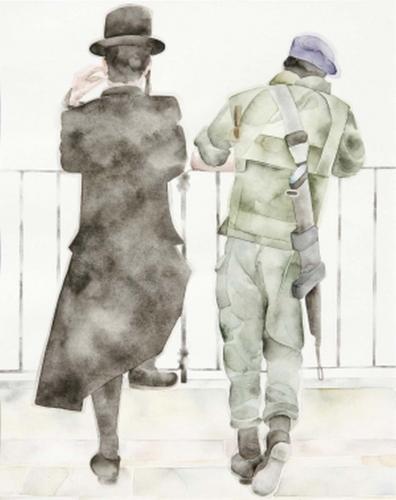 Soldier & Man